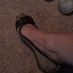 Coach Shoes - Coach ballet shoes